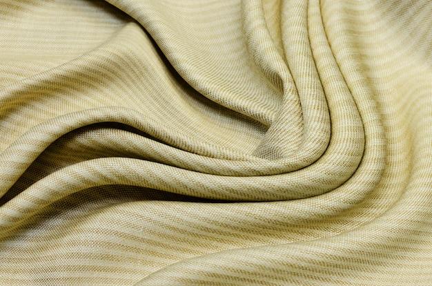 Tecido de lã de camelo. fundo.