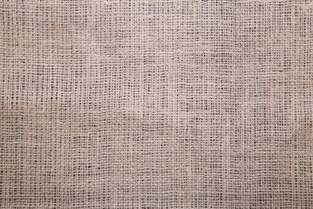 Tecido de lona de textura como pano de fundo.