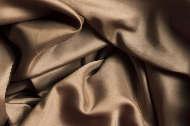 Tecido de seda material de luxo para decoração de casa
