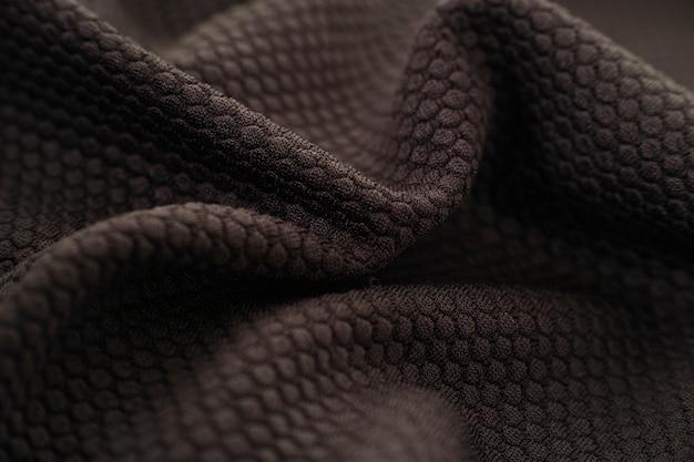 Tecido marrom