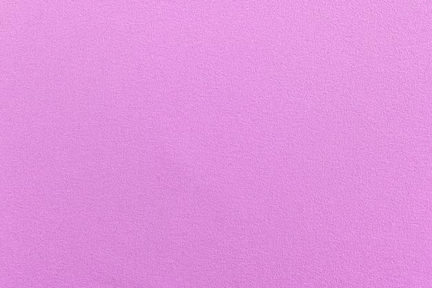 Tecido sem costura lilás, textura fina.