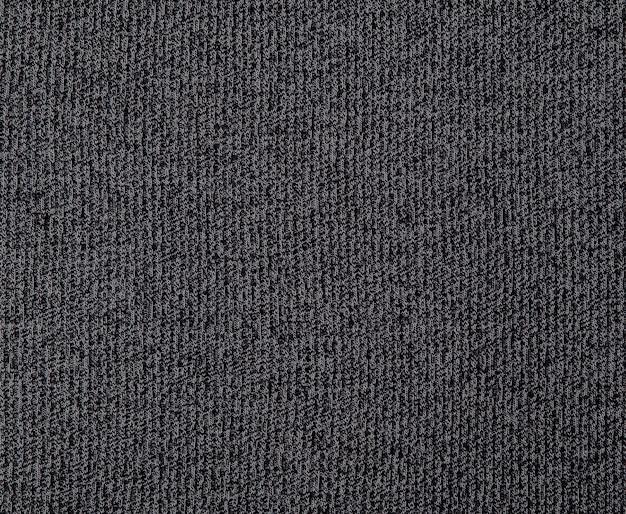 Tecido texturizado cinza escuro para o tecido de fundo