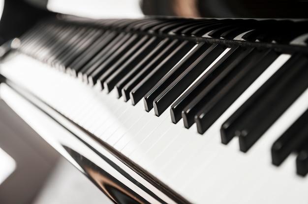 Teclas de piano