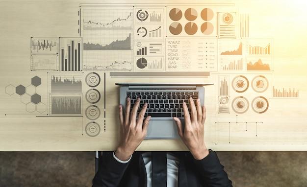 Tecnologia de big data para finanças empresariais
