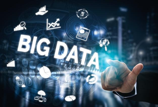 Tecnologia de big data para negócios