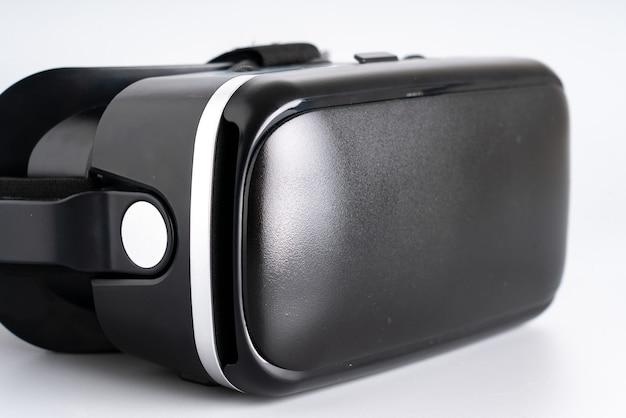 Tecnologia de realidade virtual vr para jogos na vista de cima da mesa