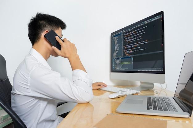 Tecnologias de programação e codificação