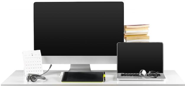 Tecnologias empresariais. ambiente de trabalho