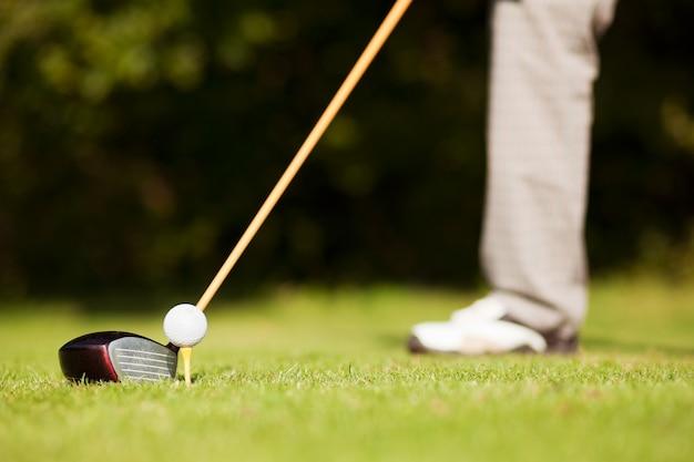 Teeing de golfe