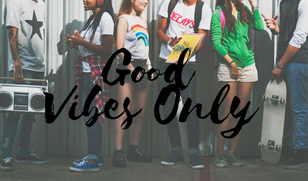 Teens juventude hipster entretenimento jovem