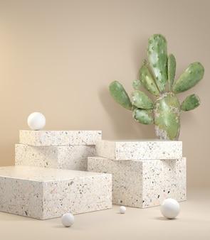 Tela de pedra branca para maquetes e abstratas modernas