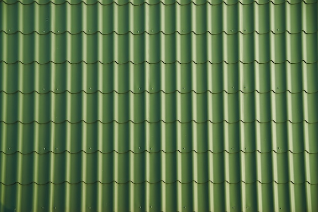 Telha verde