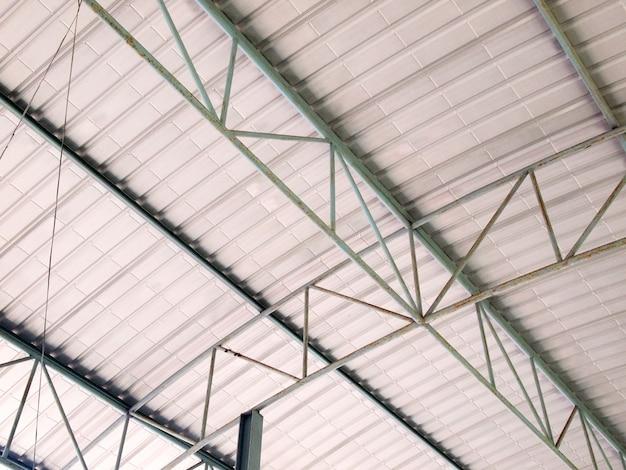 Telhado de metal