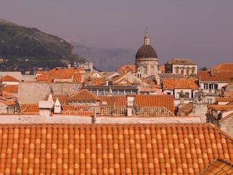 Telhados em Dubrovnik