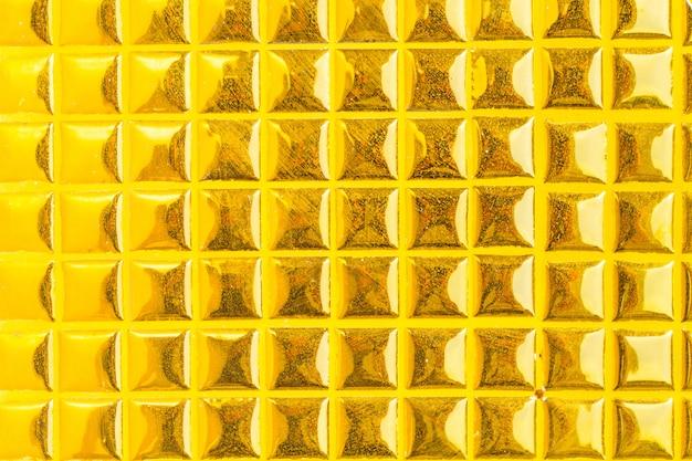Telhas de ouro luxuary quadrados para plano de fundo