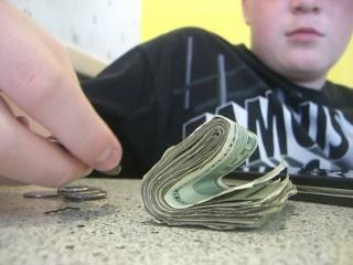 Tem dinheiro