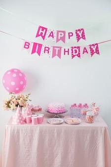 Tema feliz aniversário