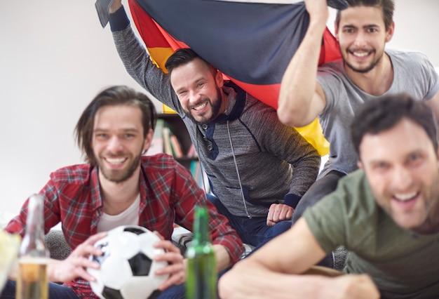 Temos certeza que a seleção alemã vai vencer este campeonato