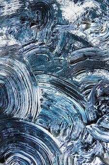 Tempestade creme pintura texturizada em arte abstrata de fundo transparente