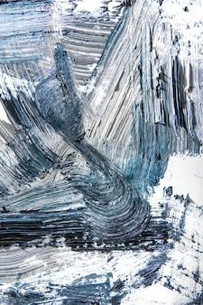 Tempestade creme pintura texturizada em fundo transparente arte abstrata papéis de parede