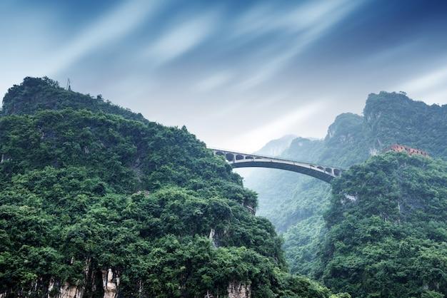 Tempestade em three gorges