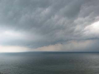 Tempestade, oceanos
