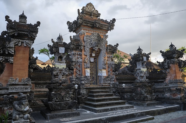 Templo balinês