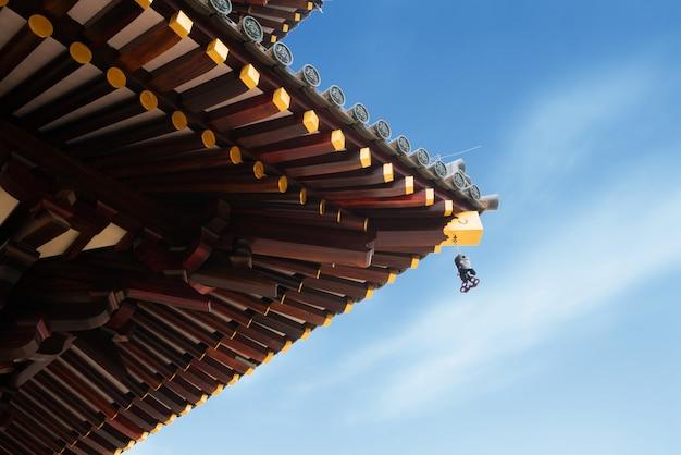 Templo budista na área de nanzen-ji - kyoto, japão