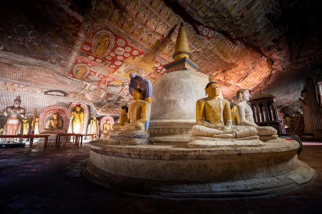 Templo da caverna de dambulla