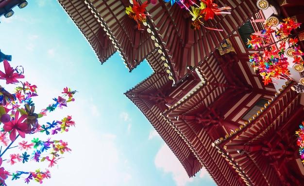 Templo da china