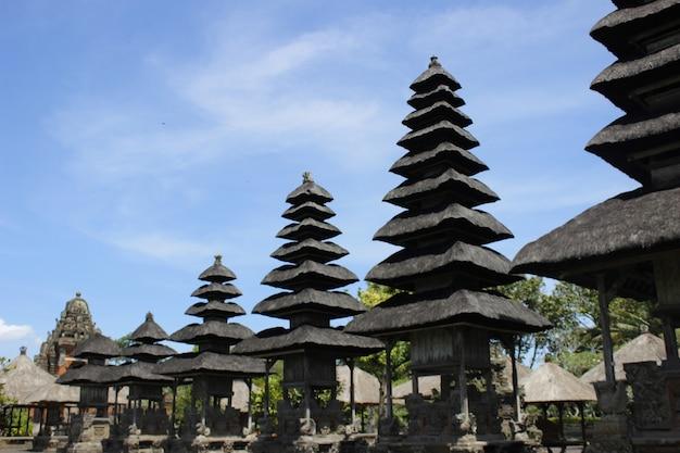 Templo de alas kedaton em bali