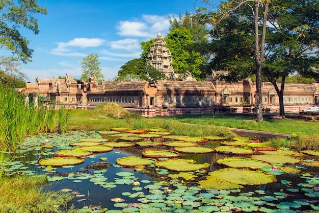 Templo de angkor wat, siem reap, camboja.