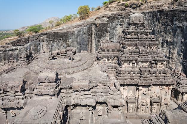 Templo de kailas, ellora