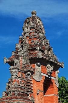 Templo de taman ayun em bali