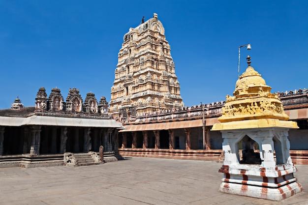 Templo de virupaksha, hampi