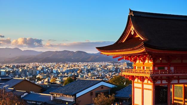 Templo do santuário fushimi inari