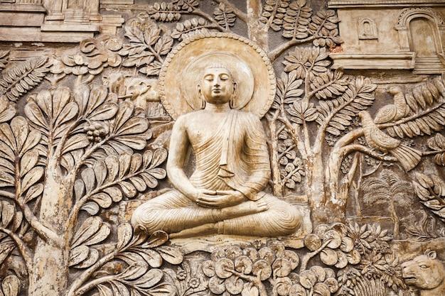 Templo gangaramaya em colombo