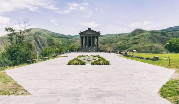 Templo garni - armênia