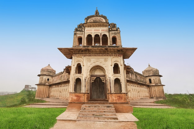 Templo lakshmi, orchha