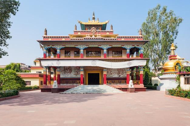Templo mahabodhi, bodhgaya