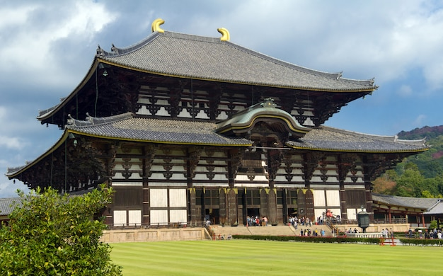 Templo no japão