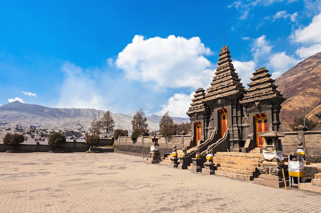 Templo perto de bromo