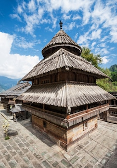 Templo tripura sundari