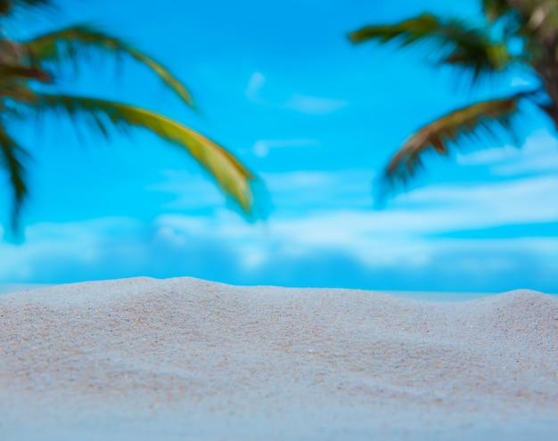 Temporada de verão na praia. relaxe as férias e copie o espaço para o texto