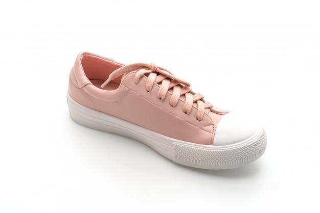 Tênis rosa sapatos