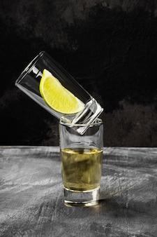 Tequila com limão