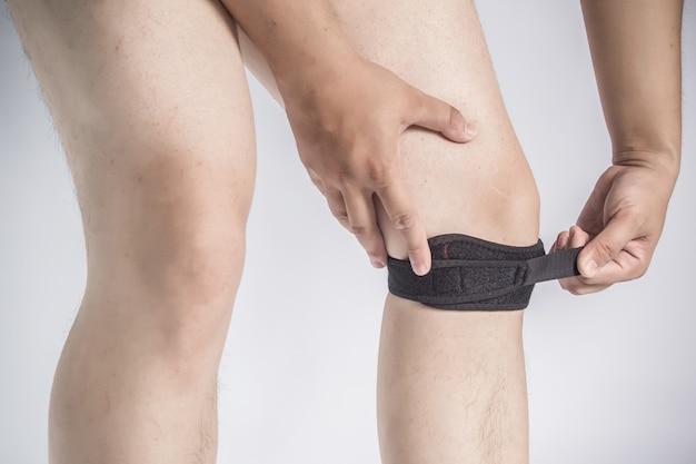 Terapia compressão movimento saúde banda