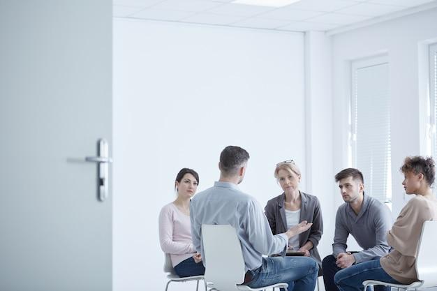 Terapia de grupo para ptsd