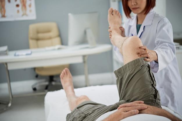Terapia de reabilitação