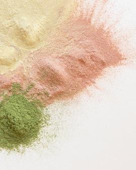 Terapia relaxante spa areia